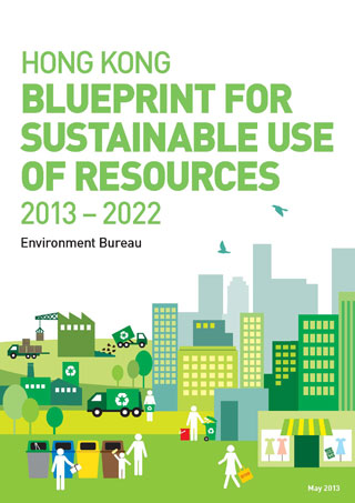 The Blueprint maps out a comprehensive strategy, targets and action plans for waste management in Hong Kong.